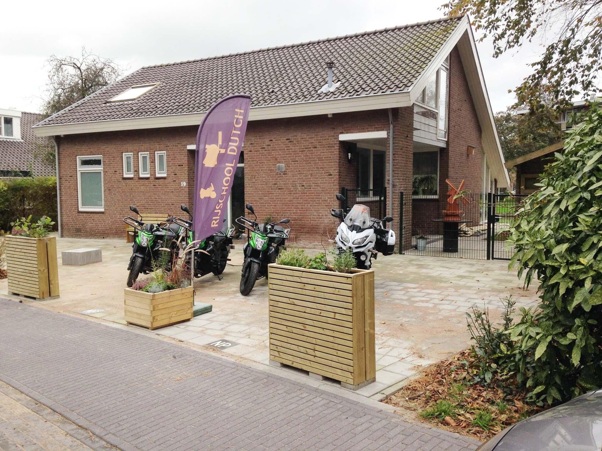 Locatie rijschool Dutch Krommenie