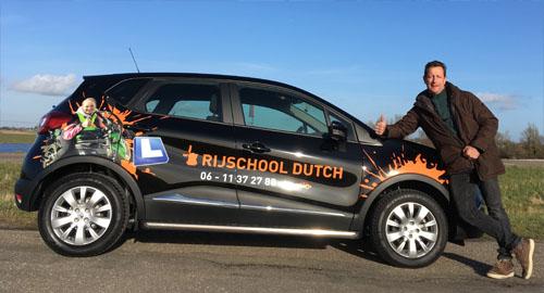 Lesauto Rijschool Dutch Krommenie