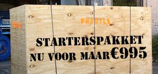 Starterspakket rijschool Dutch