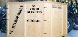 Starterspakket-Rijschool Dutch